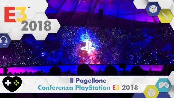 Sony @E3 2018 – Il Pagellone