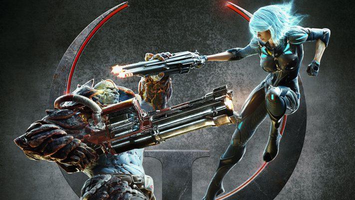 Quake Champions anche nei negozi con la Scalebearer Edition