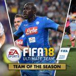 FIFA Ultimate Team – TOTS – L'aggiornamento del 6 giugno