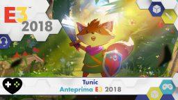 Tunic – Anteprima E3 2018