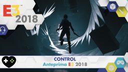 Control Anteprima E3 2018