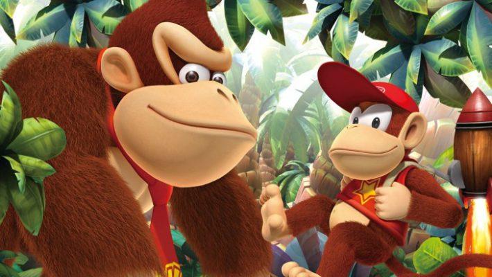 Donkey Kong's Adventure