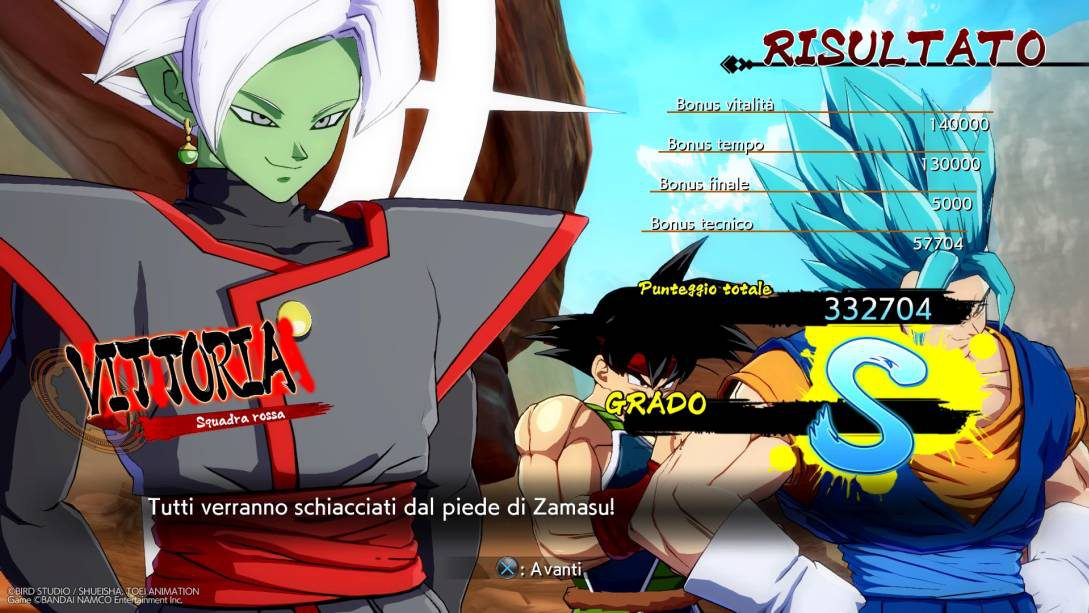 Dragon Ball FighterZ Zamasu