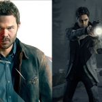 Quantum Break Alan Wake