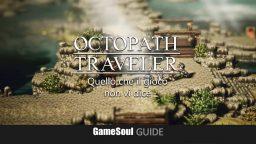 Octopath Traveler – Quello che il gioco non vi dice! | Guida