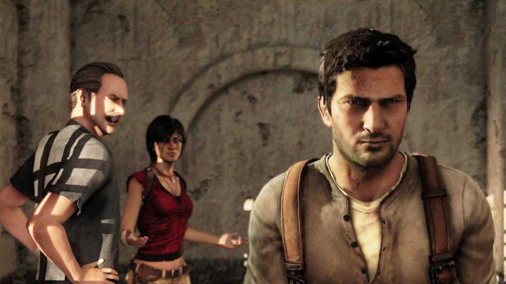 Nathan Drake come Indiana Jones: è solo molto fortunato