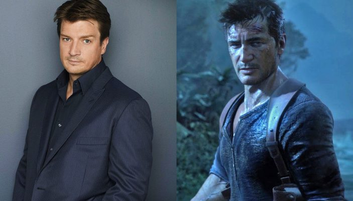 Nathan Drake Fillion Uncharted
