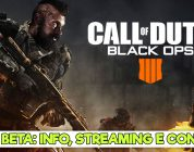 Beta di COD Black Ops 4: info, streaming e come ottenerla