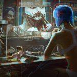 Le concept art di Cyberpunk 2077 sono davvero splendide