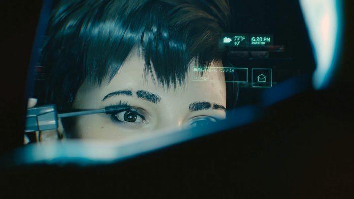 Cyberpunk 2077 si mostra nel primo, lungo video di gameplay