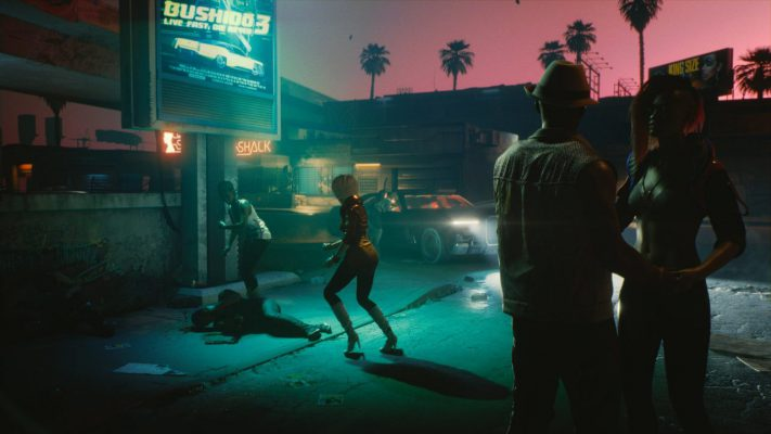 Cyberpunk 2077, niente game over anche se le missioni finiscono male