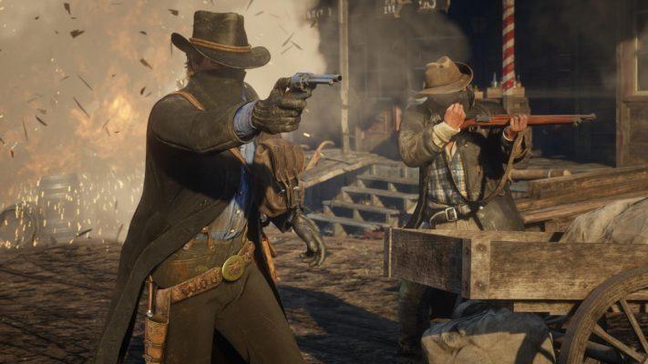 Finalmente il gameplay di Red Dead Redemption 2