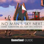 No Man's Sky NEXT – Come aumentare gli slot dell'Exotuta | GUIDA