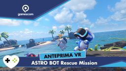 ASTRO BOT Rescue Mission – Anteprima gamescom 18