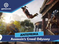 Assassin's Creed Odyssey – Anteprima gamescom 18