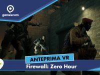 Firewall: Zero Hour – Anteprima gamescom 18