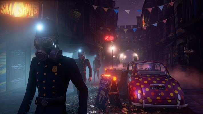 Season pass e nuova modalità per We Happy Few