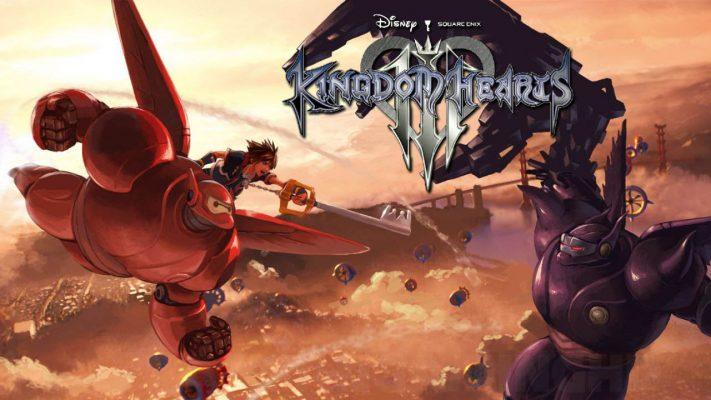 Big Hero 6 nel nuovo trailer di Kingdom Hearts 3