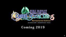 Final Fantasy Crystal Chronicles è pronto a sbarcare su PS4