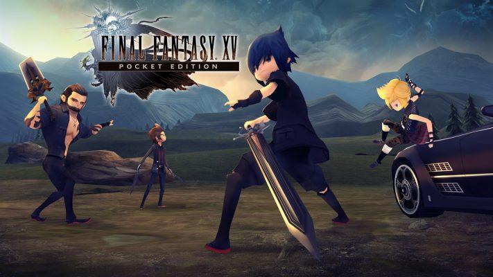 Final Fantasy XV Pocket Edition è in arrivo su console?