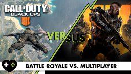 Battle Royale vs Multiplayer : quando la vecchia scuola vince a mani basse!