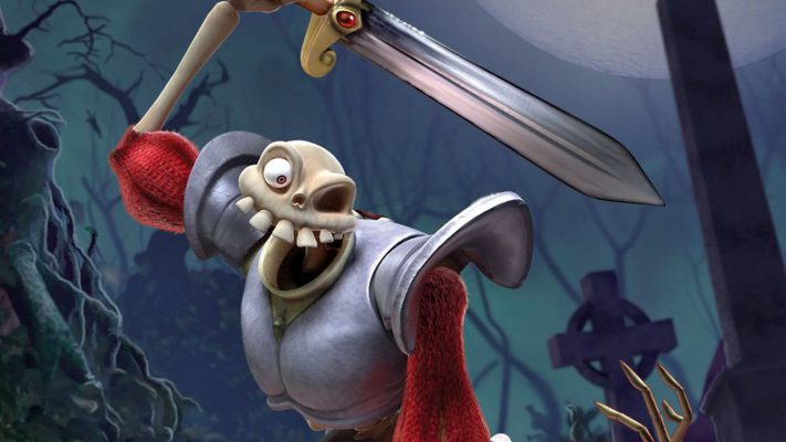 Sir Daniel Fortesque è tornato: il trailer del remake di MediEvil