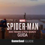 Spider-Man PS4: Dove trovare le Foto Segrete | Guida