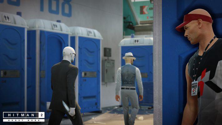 Hitman 2: arriva il multiplayer competitivo con la modalità Fantasma