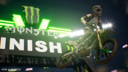 Milestone mostra il gameplay di Monster Energy Supercross – The Official Videogame 2