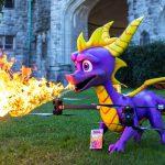 Un drone di Spyro è apparso nei cieli statunitensi