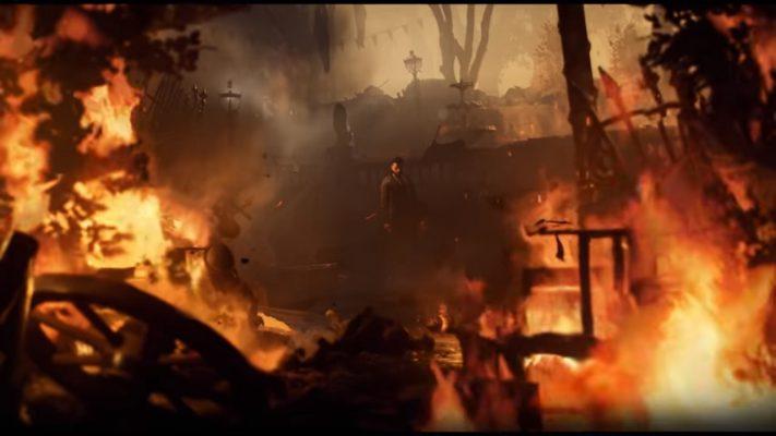 Vampyr arriva su Nintendo Switch, ecco l'annuncio di Focus