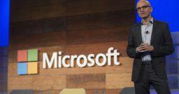Il CEO di Microsoft è pronto ad acquisire altre compagnie in futuro