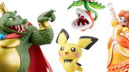 I nuovi amiibo di Super Smash Bros. Ultimate