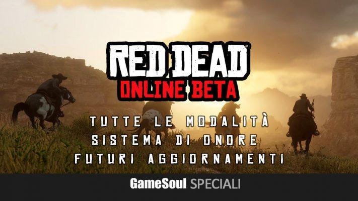 Red Dead Online – Tutte le modalità, sistema di onore, futuri aggiornamenti