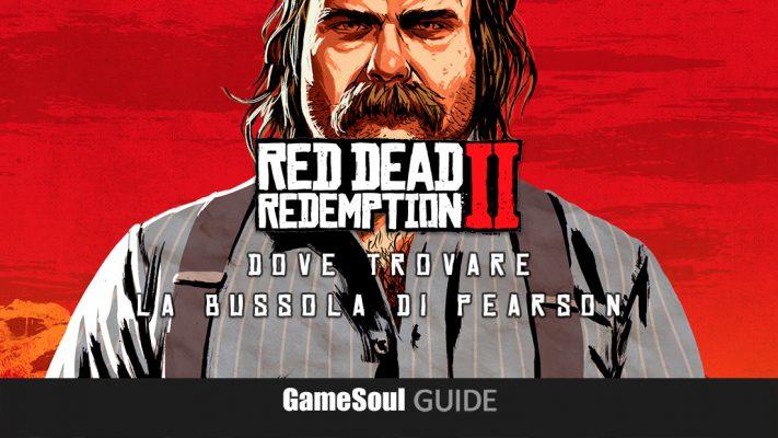 Red Dead Redemption II – Dove trovare la bussola di Pearson   Guida