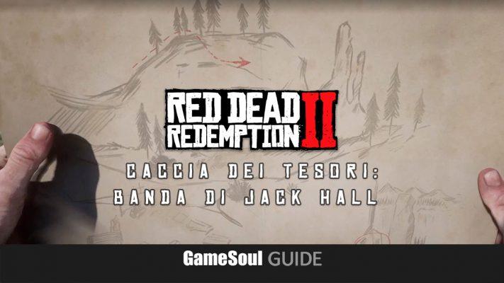 Red Dead Redemption 2 – Caccia dei Tesori: Banda di Jack Hall   Guida