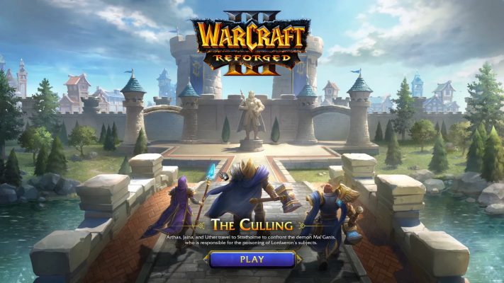 Blizzard svela il remastered di Warcraft III: immagini e video