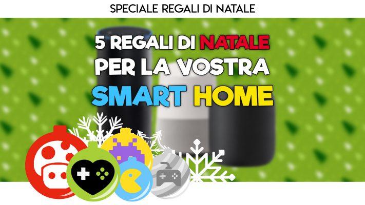 idee regalo smart home
