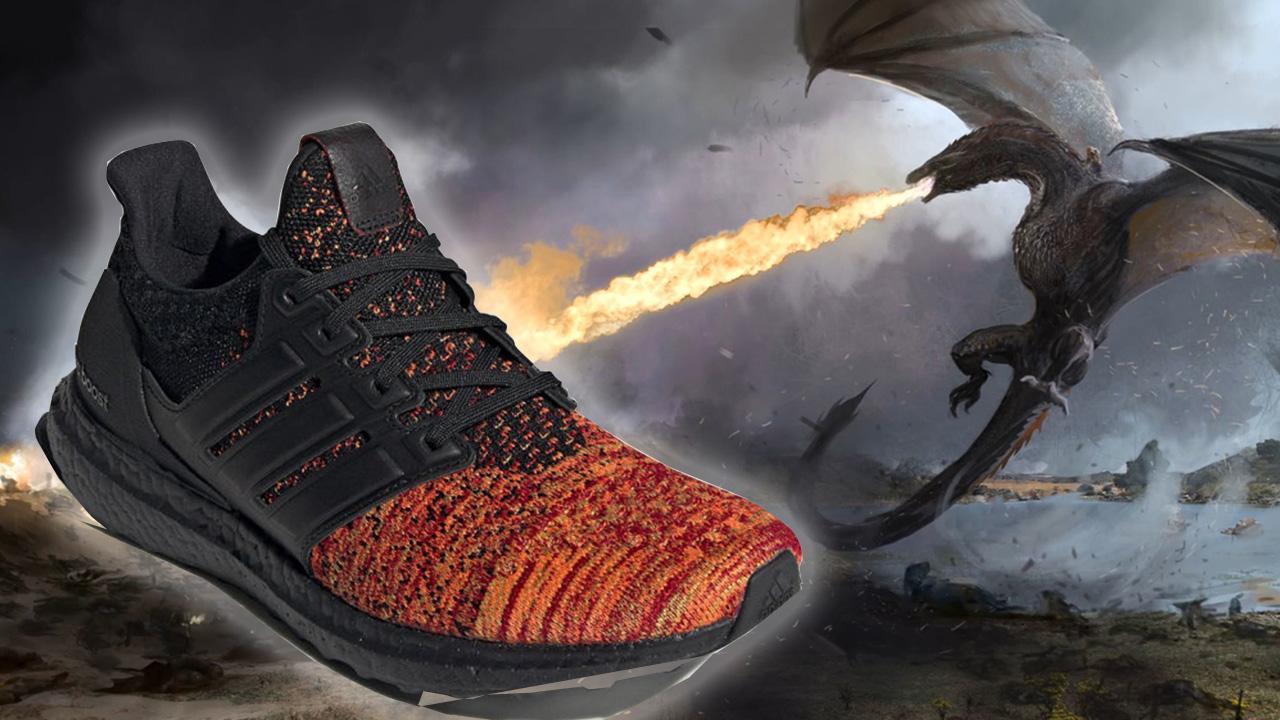 Adidas, arrivano le sneakers di Game of Thrones | GameSoul.it
