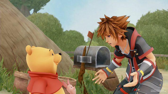Kingdom Hearts III: Winnie the Pooh censurato in Cina… per colpa di un meme
