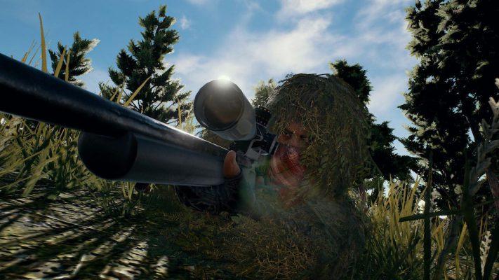 La versione PS4 di PUBG è oramai imminente