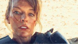 Milla Jovovich nella prima foto ufficiale del film di Monster Hunter