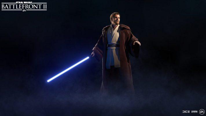 Obi-Wan Kenobi e la Battaglia di Geonosis arrivano su Star Wars Battlefront II
