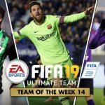 FIFA 19 TOTW 14
