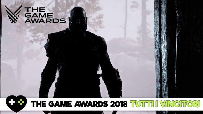 The Game Awards 2018 – Tutti i vincitori