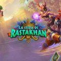 """Heathstone – Le novità de """"La Sfida di Rastakhan"""""""