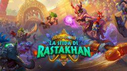Hearthstone Rastakhan's Rumble