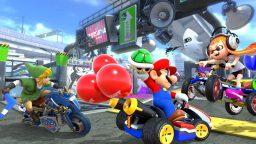Il bundle Switch con Mario Kart 8 Deluxe è finalmente ufficiale