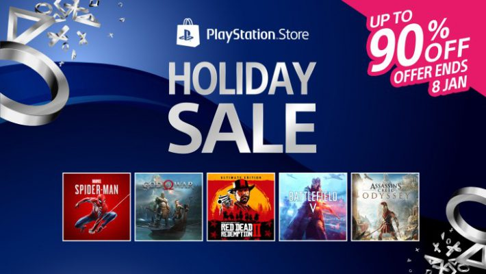 PlayStation January Deals 2019