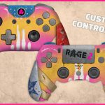 I controller di RAGE 2 sono un'esplosione di colori